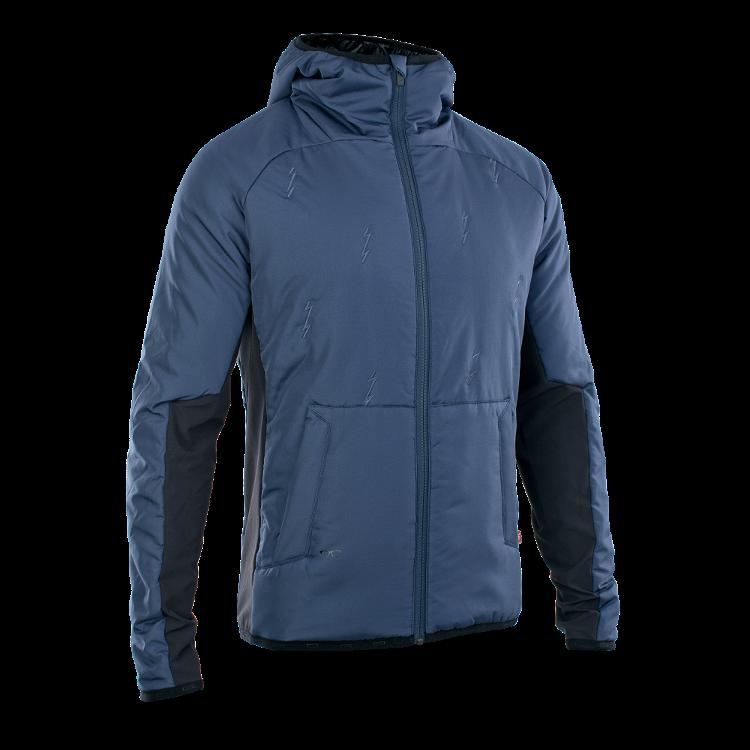 Padded Hybrid Jacket Shelter PL 2021 / 792 indigo dawn