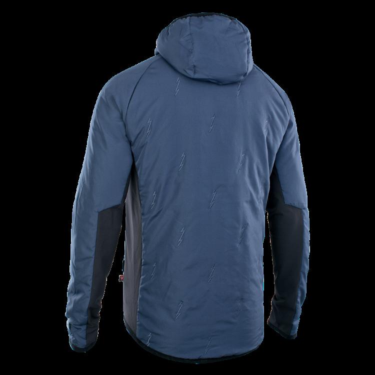 Padded Hybrid Jacket Shelter PL / 792 indigo dawn