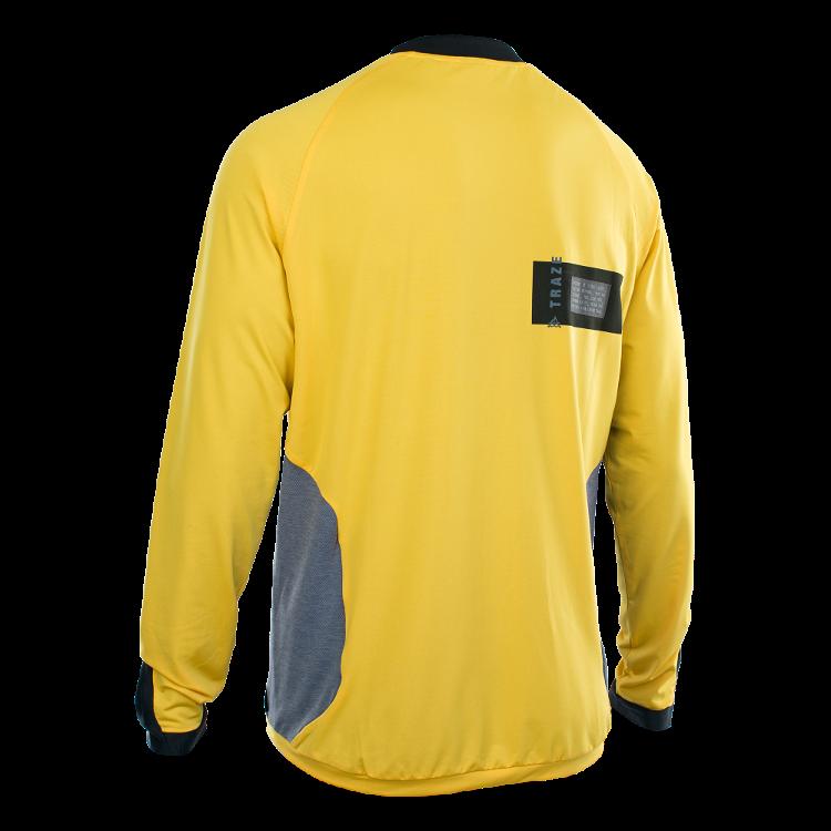 Tee LS Traze VENT 2021 / 334 dark yellow