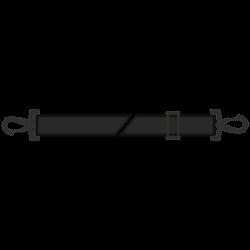Shoulder Strap Core / steel blue
