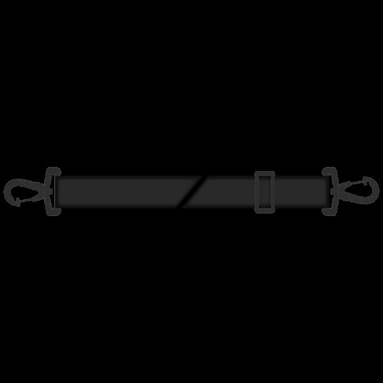 Shoulder Strap for CORE Boardbags / steel blue