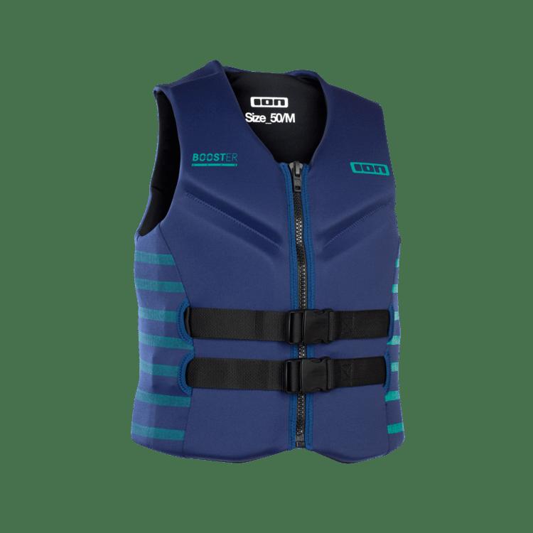 Booster Vest USCG Front Zip