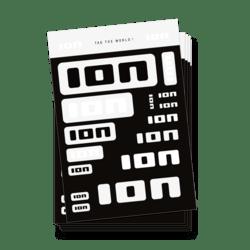 Stickersheet (10pcs)