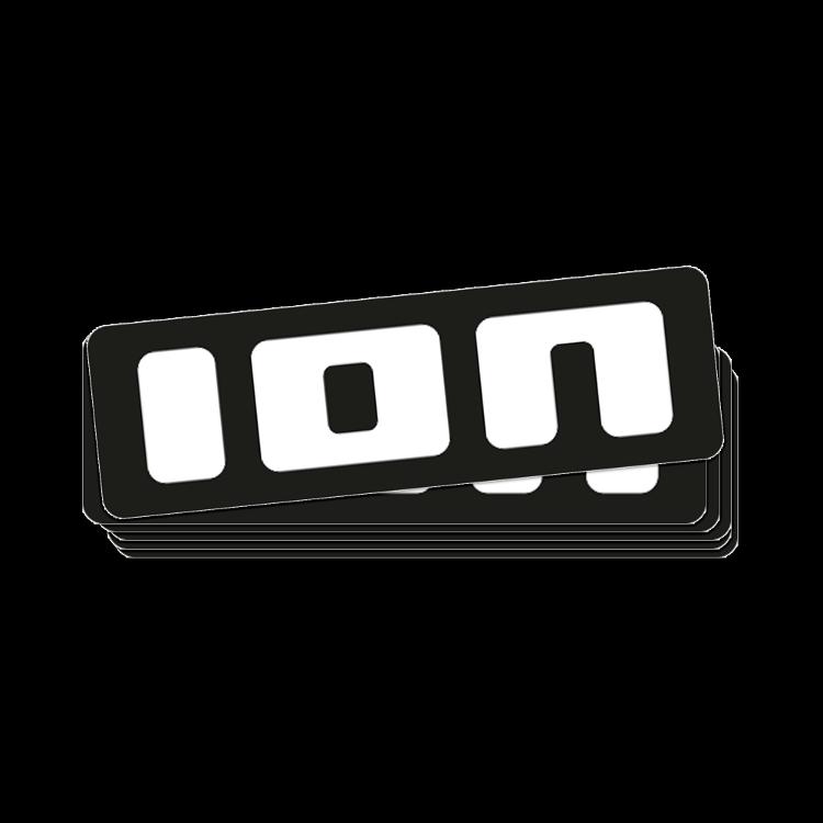 Sticker 28x8,5cm (10pcs) / Unicolor