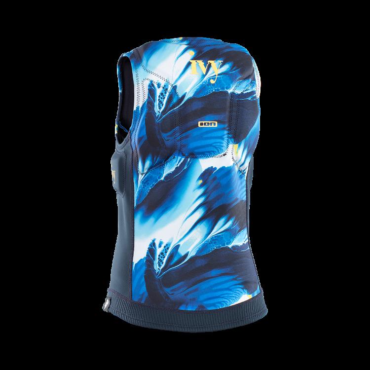 Ivy Vest / blue capsule