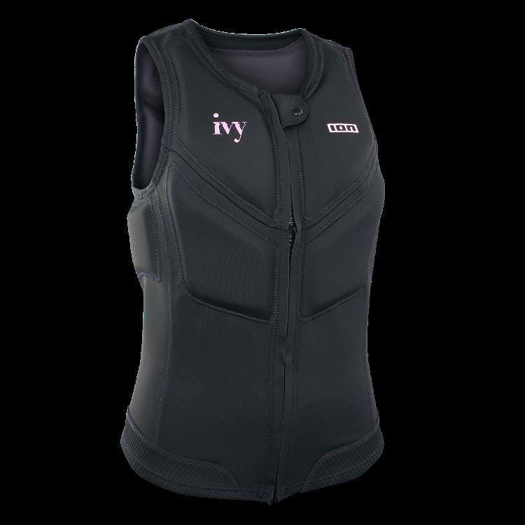 Ivy Vest / black