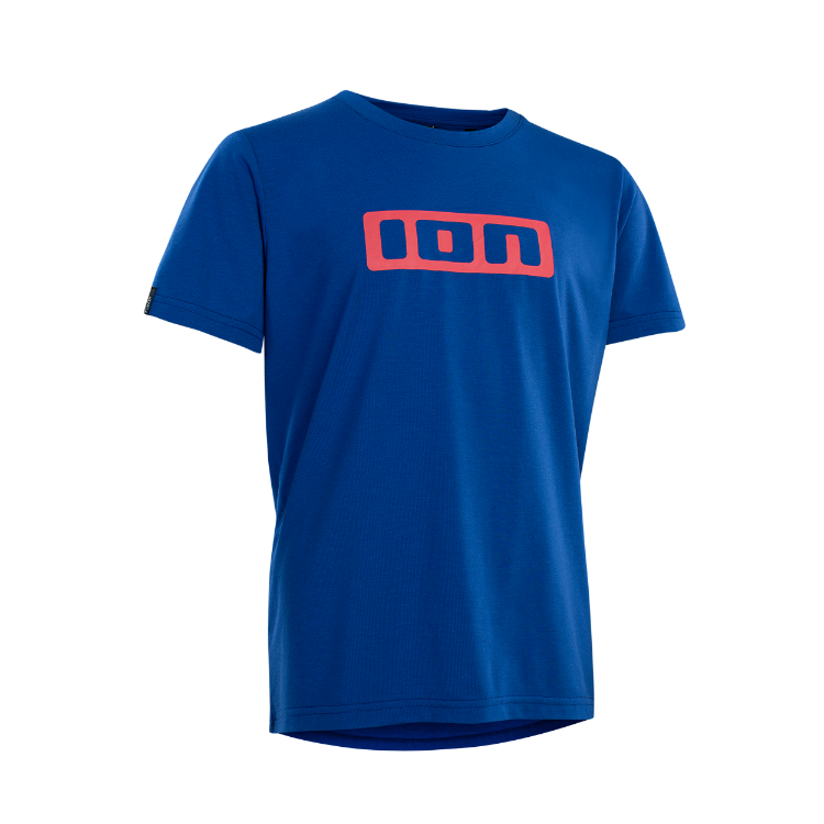 Tee Logo SS DR Youth 2022 / 714 storm blue