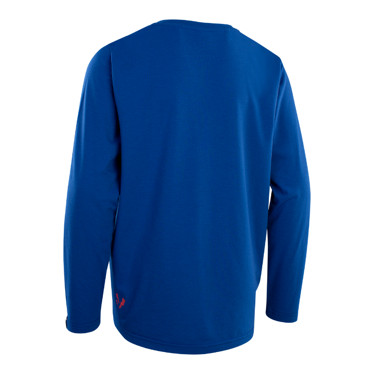 Tee Logo LS DR Youth / 714 storm blue