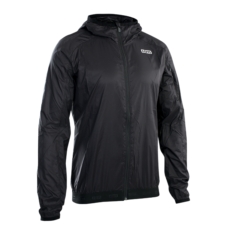 Jacket Logo Wind unisex / 900 black