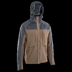 Shelter Jacket 3L Hybrid unisex / 896 mud brown