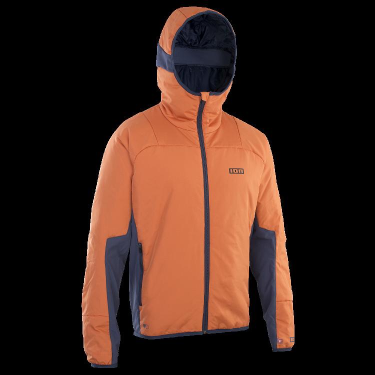 Shelter Jacket Hybrid unisex / 811 crimson earth