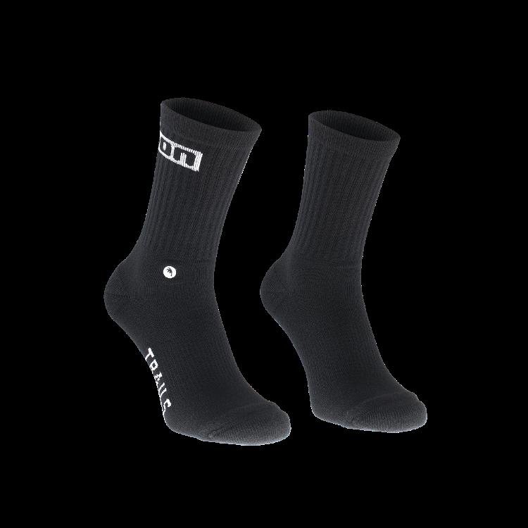 Socks Logo / 900 black