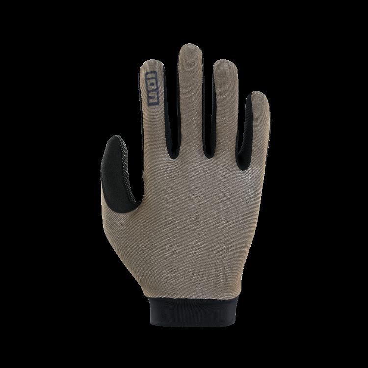 Gloves ION Logo / 896 mud brown