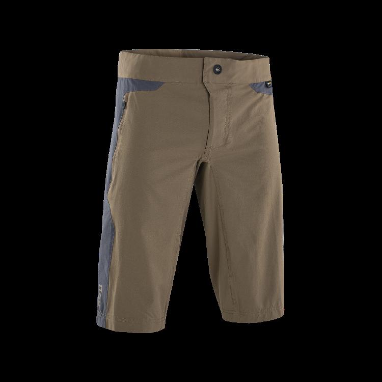 Bikeshorts Scrub / 896 mud brown