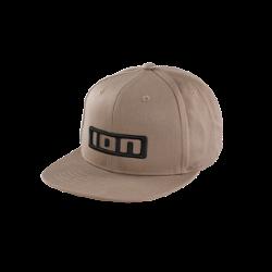 CAP LOGO / 896 mud brown